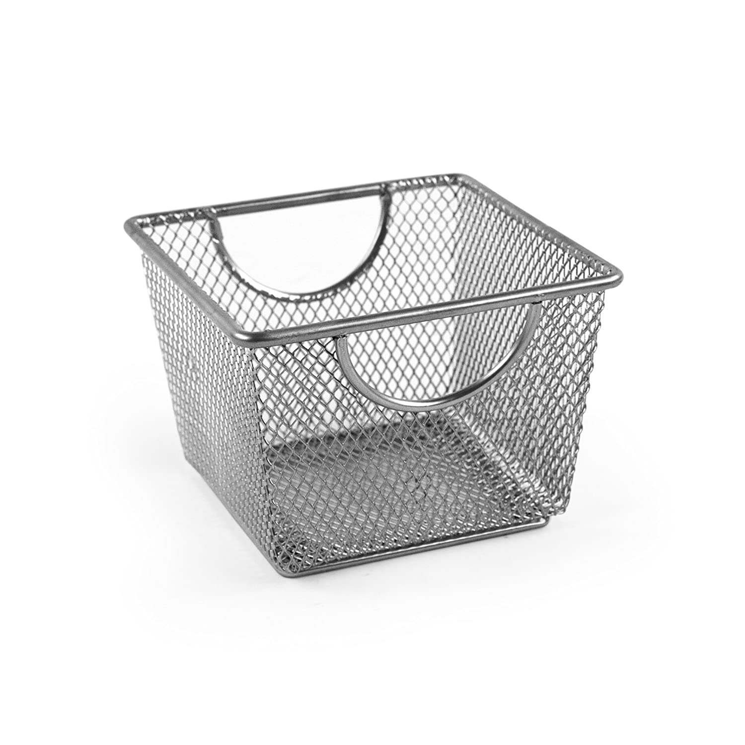 Amazon.com: Design Ideas Mesh Storage Nest, Silver, Small: Home ...