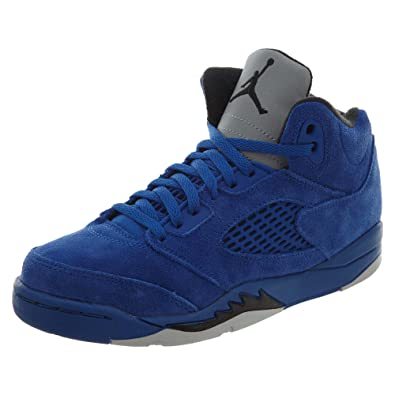 5dc1588f673 Amazon.com | Nike JORDAN 5 RETRO BP BOYS PRE SCHOOL Sneakers 440889 ...