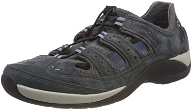 Camel Active Moonlight 12, Sneakers Basses Homme, Bleu (Navy/Grey), 47 EU