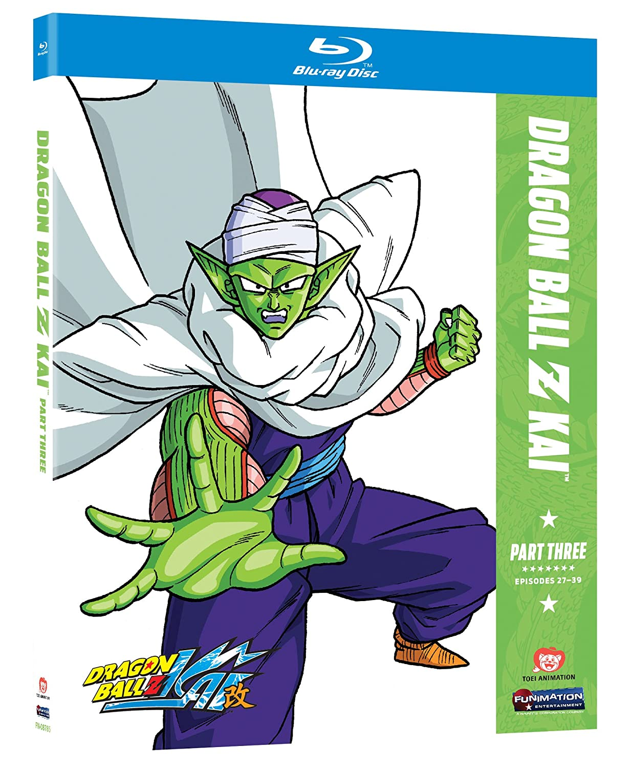 import dragon ball z blu ray 中古 season one part one kai
