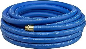 """Underhill H75-100B 3/4"""" Ultramax Premium Lightweight Commercial Hose, 100' Length, Blue"""
