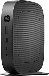 HP 3GM98UT#ABA t530 Thin Client - Tower Desktop - 4 GB RAM - 8 GB Flash - AMD Radeon R2 - Black