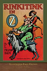 Rinkitink in Oz (Illustrated First Edition): 100th Anniversary OZ Collection Kindle Edition