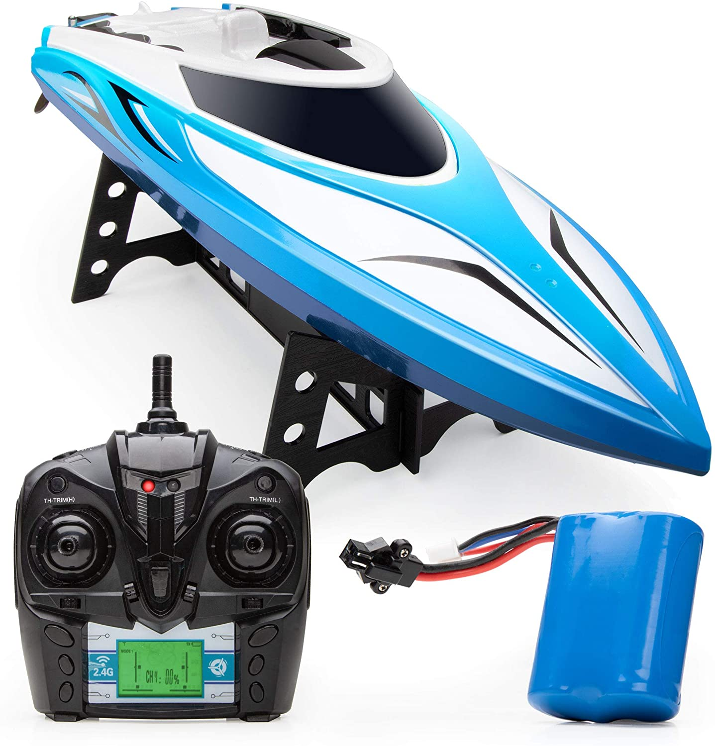 Top 8 Best Remote Control Boats For Beginners - 2020 (Best RC Boats) 3
