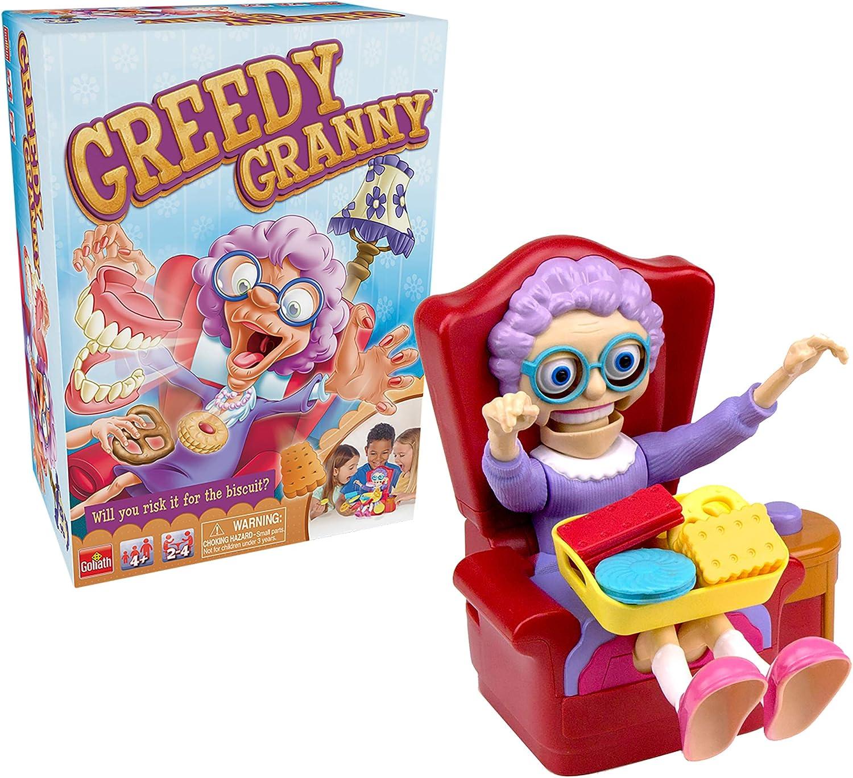 Goliath Greedy Granny - Take The Treats Don't Wake Granny Game