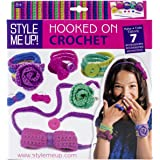 Style me up! - 627 - Kit De Loisirs Créatifs - Hooked On Crochet