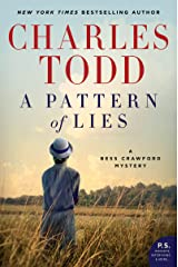 A Pattern of Lies: A Bess Crawford Mystery (Bess Crawford Mysteries Book 7)