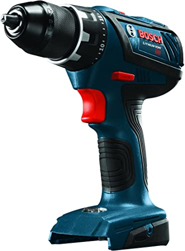 Bosch DDS181AB Bare-Tool 18V Lithium-Ion 1 2 Compact Tough Drill Driver