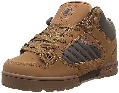b5a8784c28c DVS Shoes Militia Boot, Men's Skateboarding, Brown (BRN Gum Nubuck ...