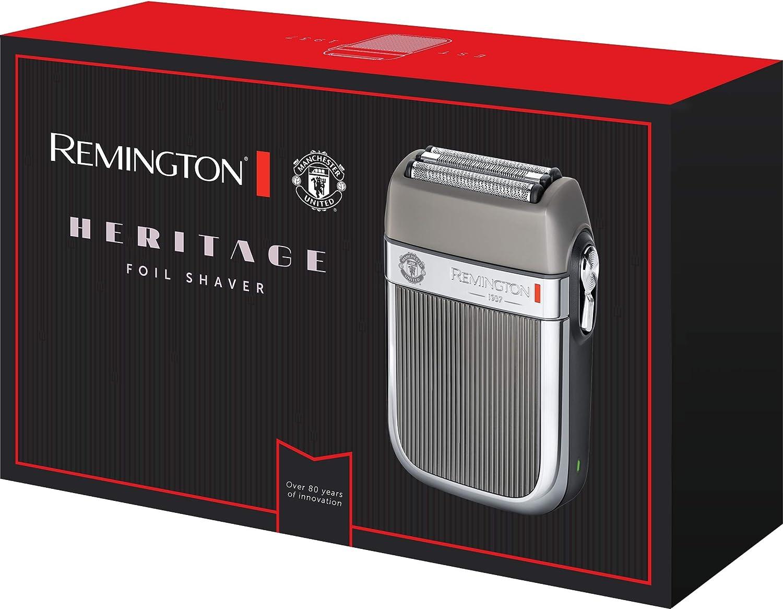 REMINGTON Manchester United Heritage - Afeitadora eléctrica ...