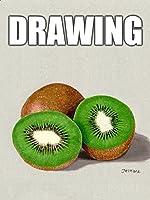 Time Lapse Drawing of Kiwi