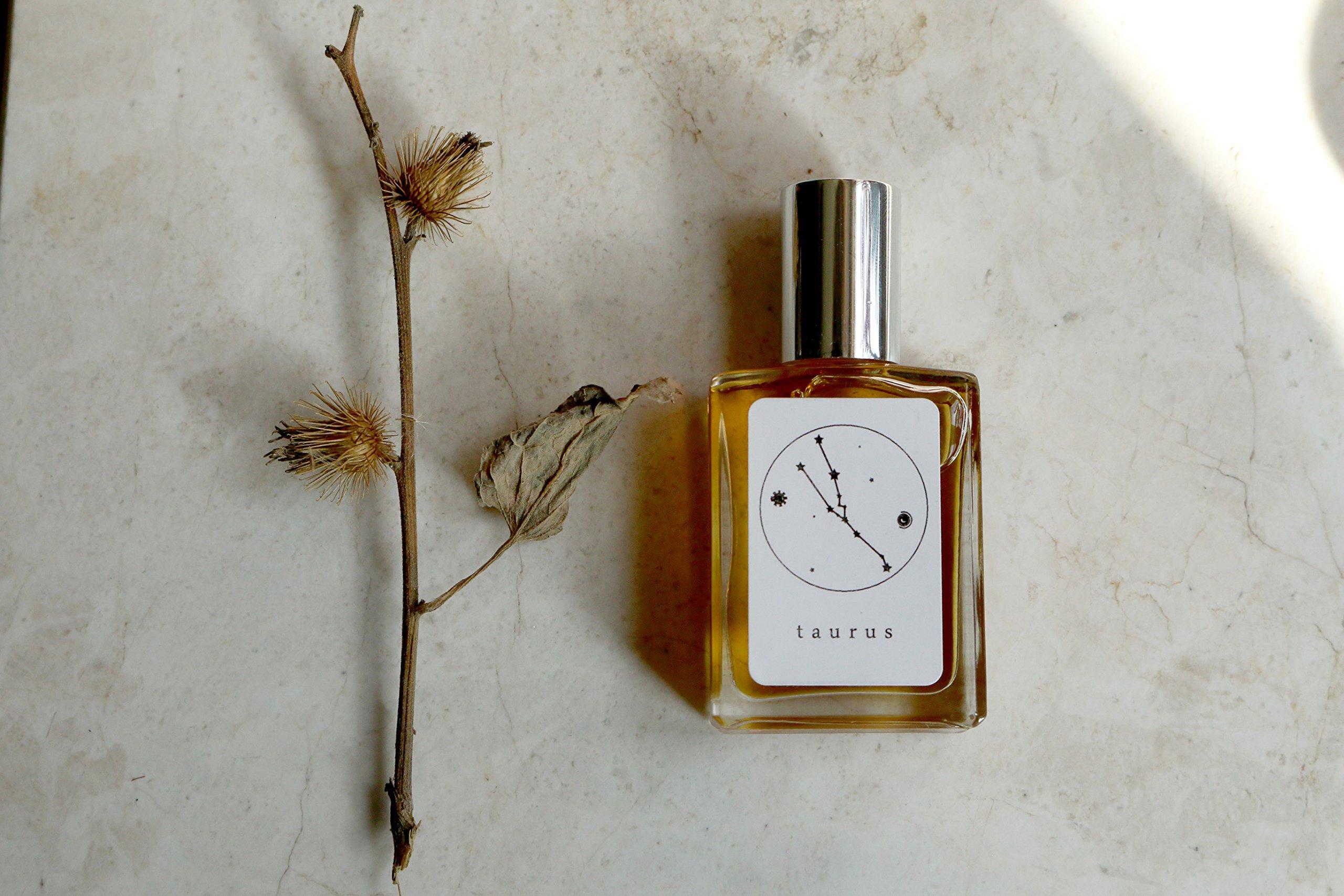 Taurus Zodiac Aromatherapy Perfume