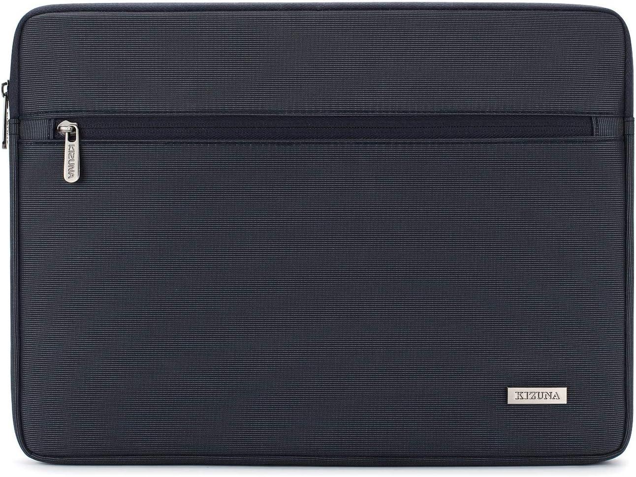 KIZUNA Laptop Sleeve 11 Inch Water-Resistant Computer Case Bag for 12.9