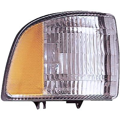 Dorman 1630403 Front Passenger Side Turn Signal / Parking Light Assembly for Select Dodge Models: Automotive