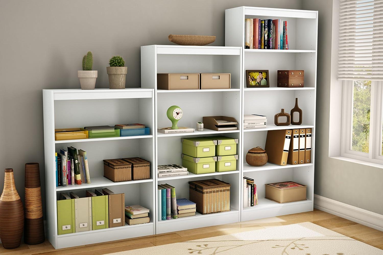 Image gallery white bookshelves for White bookshelf