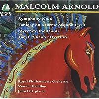 Arnold Symphony No 6 Fantasy