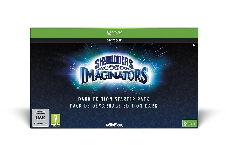 Skylanders Imaginators: Starter Pack - Dark Edition [Importación Alemana]: xbox one: Amazon.es: Videojuegos