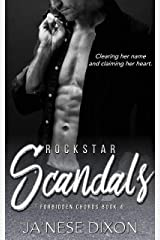 Rockstar Scandals (Forbidden Chords Book 4) Kindle Edition