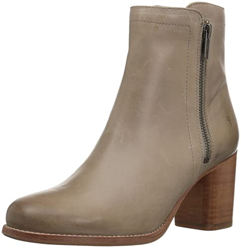 1507bf5cd86 Frye Women's Addie Double Zip Ankle Boot: Amazon.co.uk: Shoes & Bags