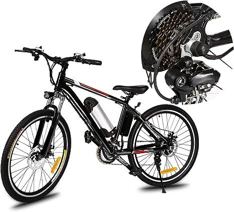 S de MTB 26 pulgadas Pedelec eléctrico bicicleta Mountainbike ...