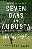 Seven Days in Augusta: Behind the Scenes at the Masters (English Edition)
