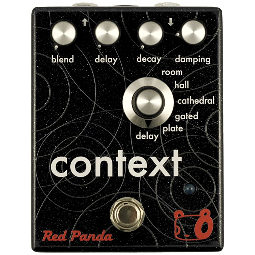 Red Panda Context Reverb Pedal Review – 2019 Edition