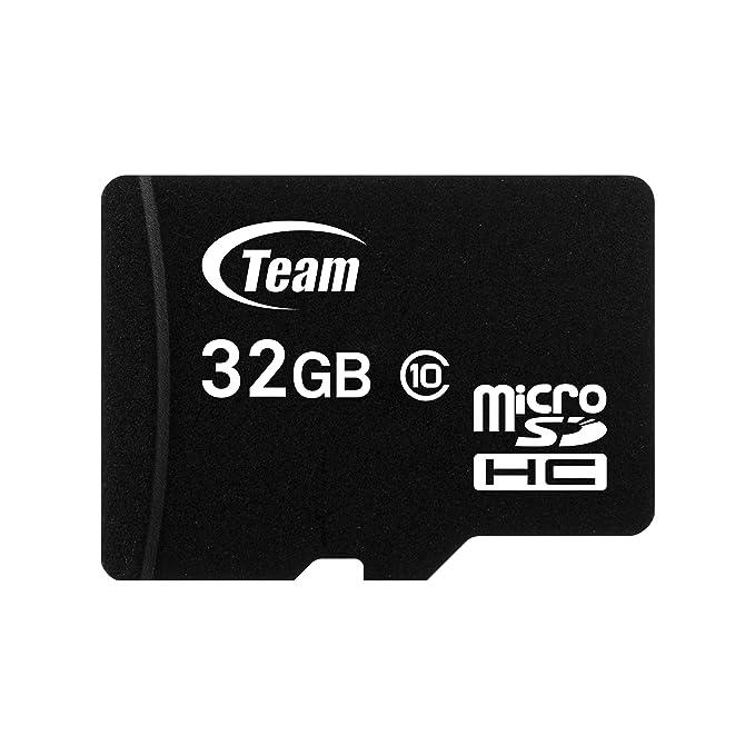 Team Group - Tarjeta de memoria micro-SD de 32 GB para ...