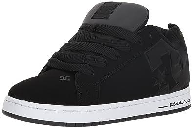 ebcb3515a77f75 DC Men s Court Graffik S M Shoe Leather Sneakers  Buy Online at Low ...