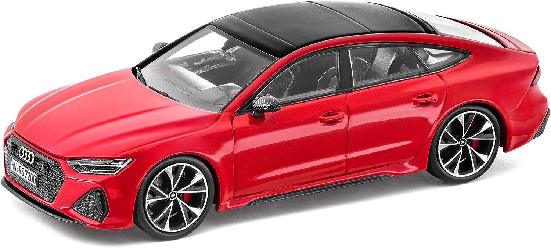 Audi Collection 5011917031 Audi Rs 7 Sportback 1 43 Tangorot Auto