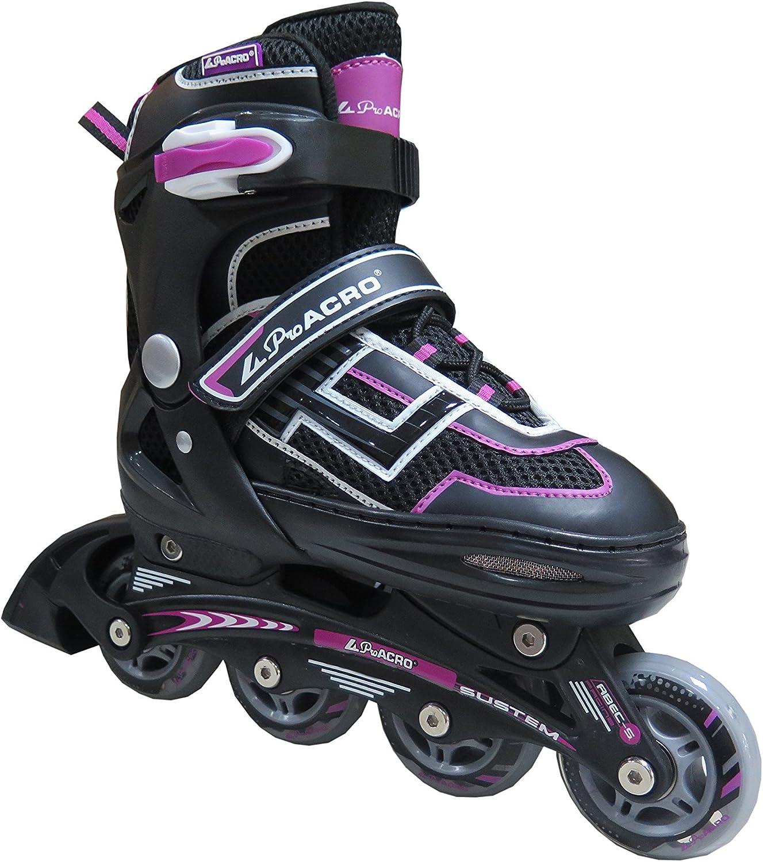 Pro Accro spa1008/Roller Junior Ajustable ni/ña