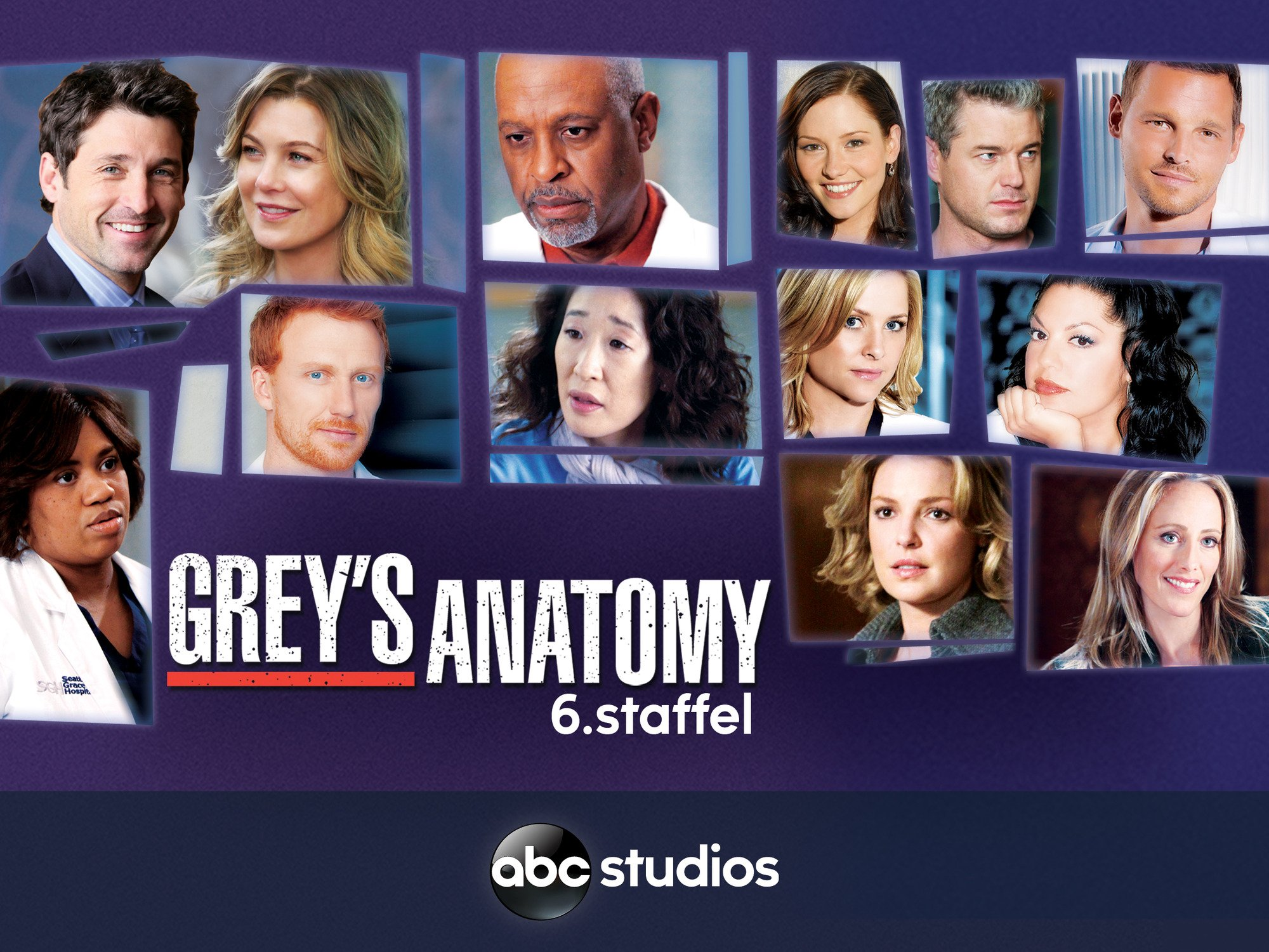 Amazon Greys Anatomy Staffel 6 Dtov Ansehen Prime Video