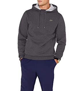 317dd38697 Lacoste Sh7616 - Sweat-Shirt - Homme: Amazon.fr: Vêtements et ...