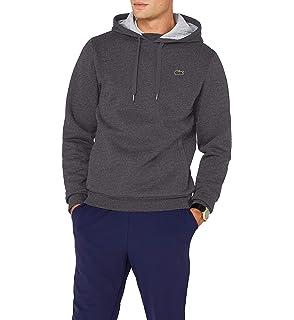 ec9bd1dccd Lacoste Sweat-Shirt Homme: Amazon.fr: Vêtements et accessoires