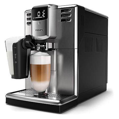 Philips Serie 5000 EP5335/10 Cafetera Súper, 6 Bebidas de Café ...