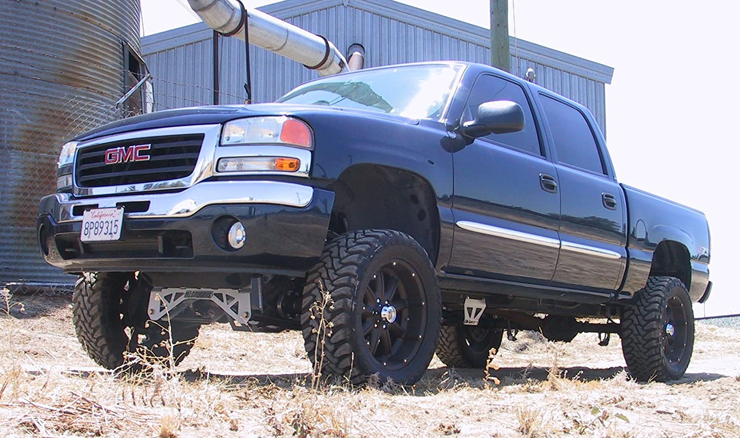 6 Inch Lift Kit For Chevy 1500 4wd >> Mcgaughys 7 Lift Kit 1999 2006 Chevy Silverado Gmc Sierra 4wd 50000