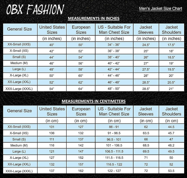OBX Fashion Bat V Mans Super Jacket