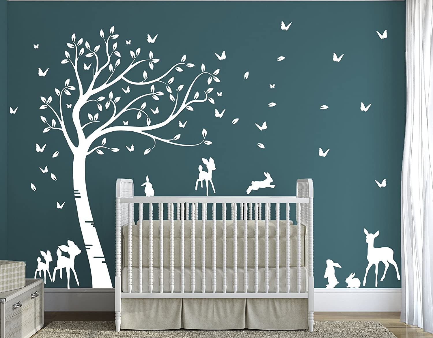 Amazon Full Size Customisible Baby Deer And Bunny Rabbits