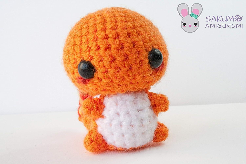Baby Bulbasaur Amigurumi Pokémon Crochet Free Pattern | Pokemon ... | 1000x1500