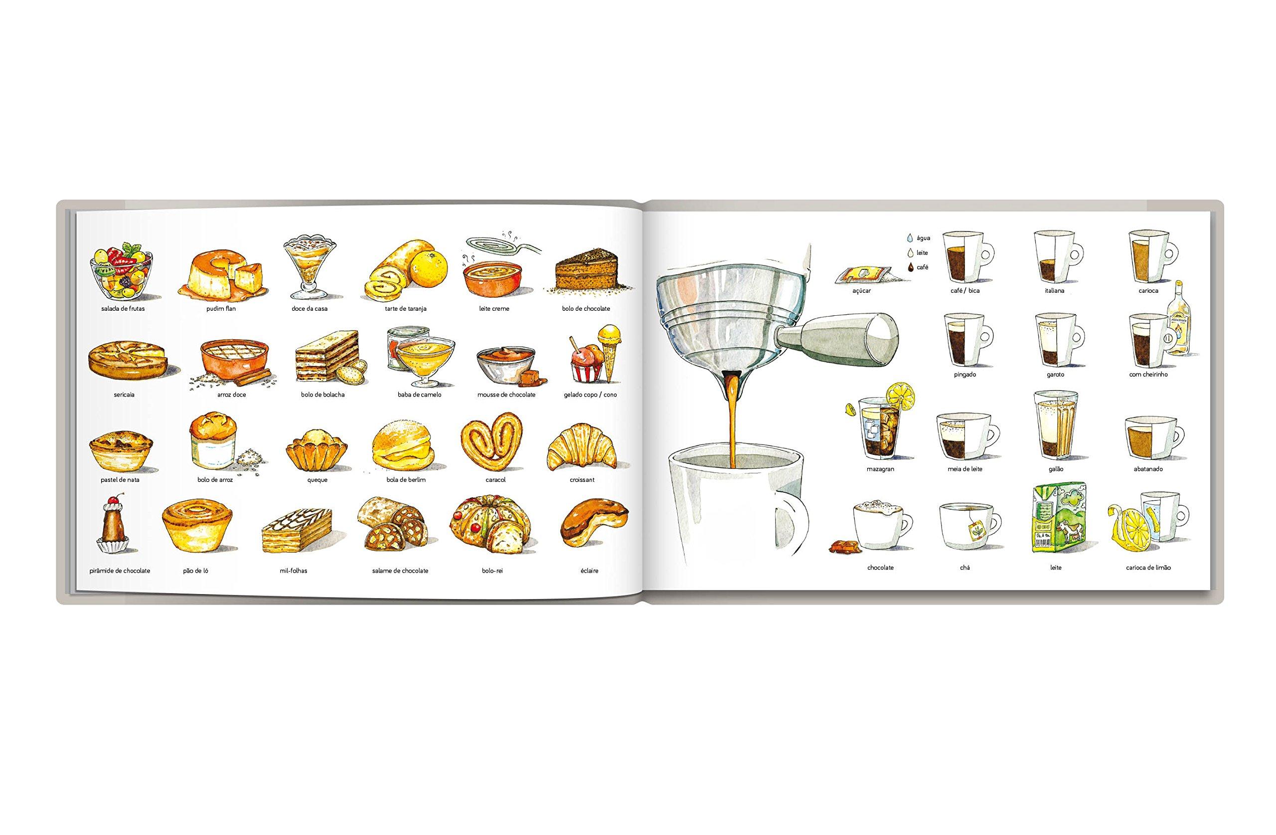 Lisboa o guia ilustrado: Amir-Alexandros Afendras, Majericon: 9789892069692: Amazon.com: Books