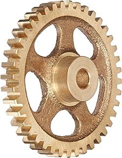 Boston Gear GB74B Plain Change Gear 0.750 Bore Cast Iron 74 Teeth 16 Pitch 14.5 Degree Pressure Angle