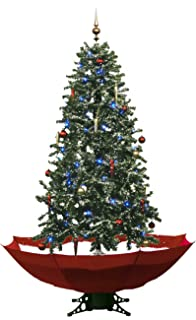 Schneiender weihnachtsbaum 150 cm