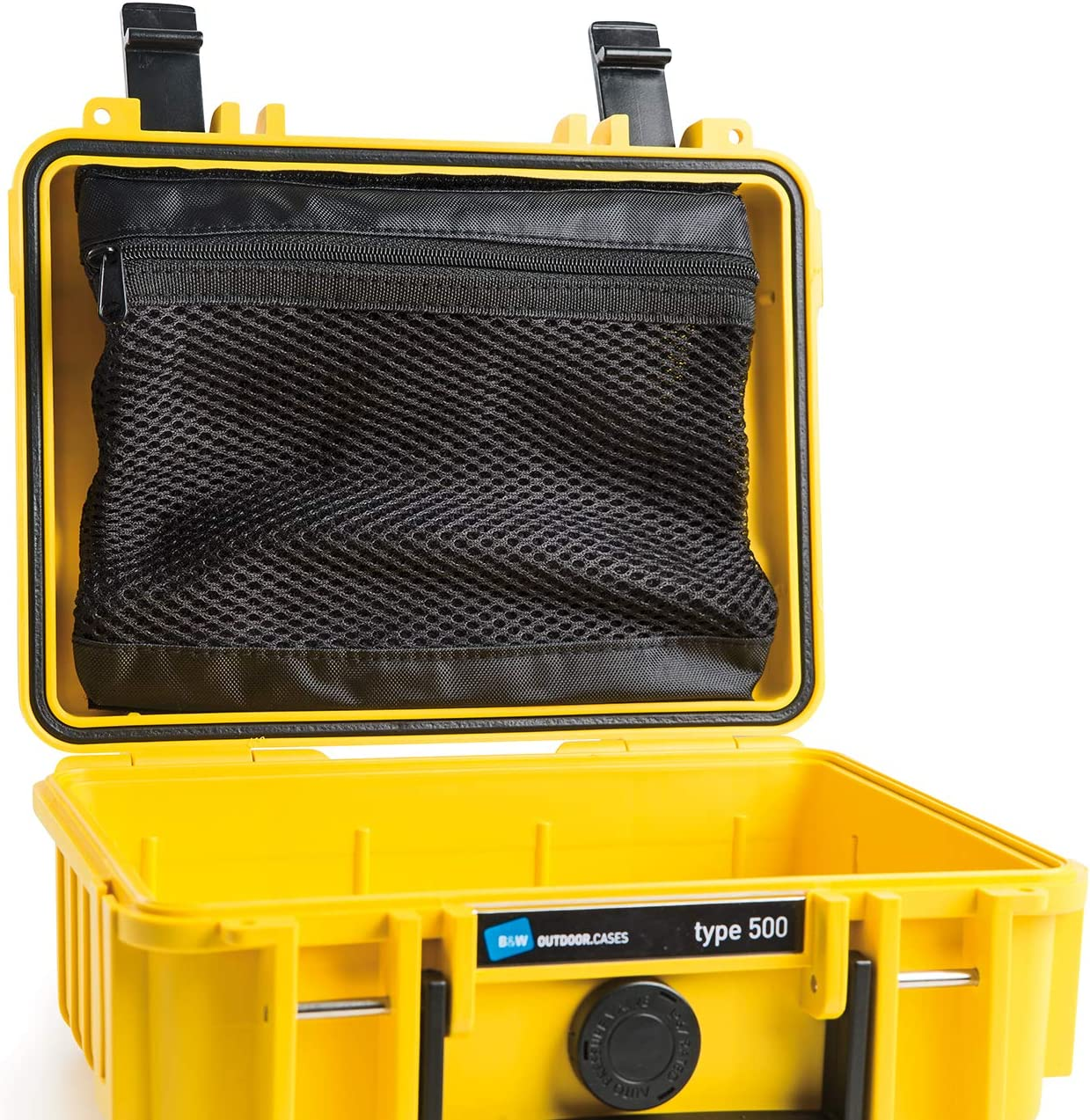B W Outdoor Cases Mesh Lid Bag For Outdoor Case Type Camera Photo