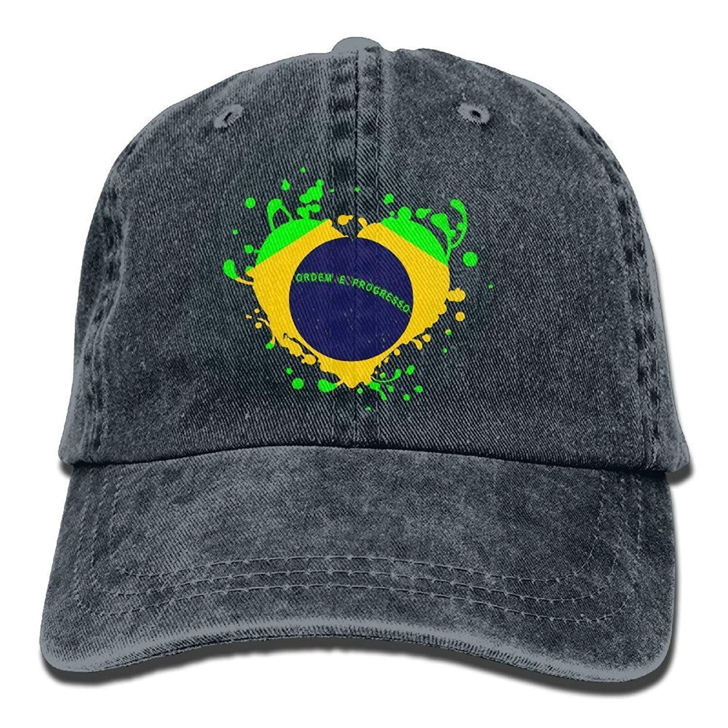 Amazon.com   Paul Garza Football Game Denim Baseball Caps Hat Adjustable  Cotton Sport Strap Cap for Men Women   Sports   Outdoors a2dfe549512