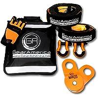 Kit de Recuperación Off-Road GearAmerica | Correa