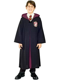 Amazon.com: Rubies Harry Potter Childs Costume Robe, Small ...