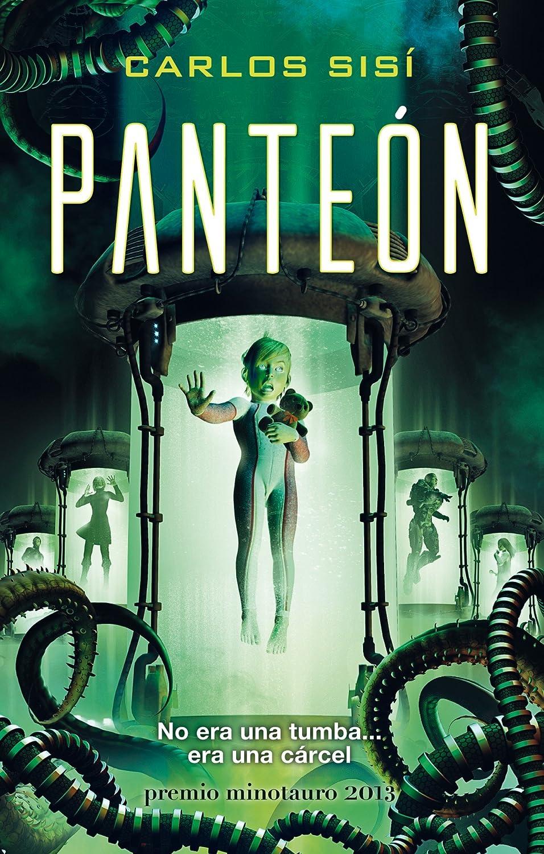 Panteón - Premio Minotauro 2013 eBook: Sisí, Carlos: Amazon.es: Tienda Kindle