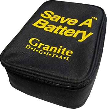 Save-A-Battery 2360 Padded Carrying Case for Battery Charger