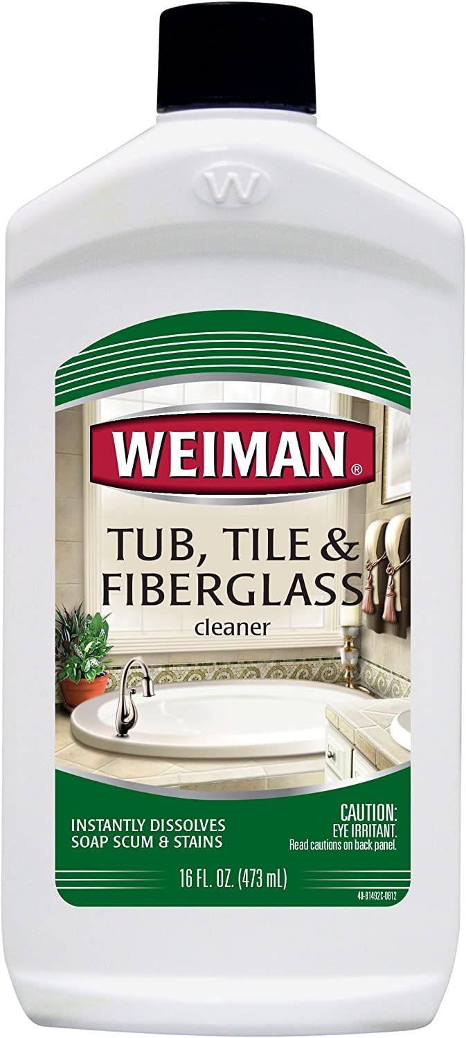 Weiman best shower cleaner