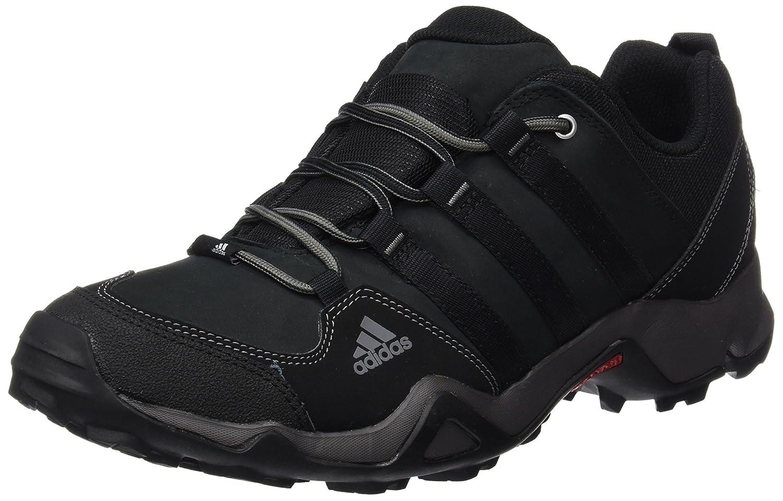 Adidas Brushwood - Botas de Montaña para Hombre 44 EU|Negro (Negbas / Negbas / Granit)