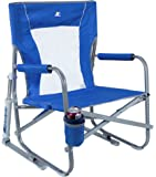 Gci Outdoor Freestyle Rocker Chair Cinnamon Amazon Ca